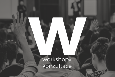WORKSHOPY A KONZULTACE